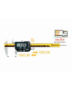 Precision double Force caliper 8N Wireless IP-67 0-150mm 0.01 ±0.010 steel